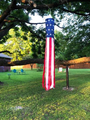 USA Flag Windsock 40 Inch & 60 Inch photo review