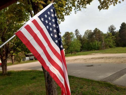Fly Breeze USA American Flag photo review