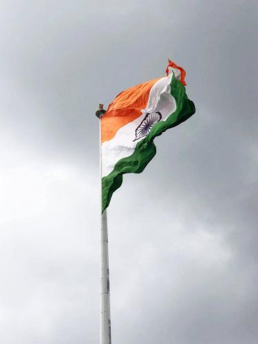 Fly Breeze India Flag 3x5 Foot photo review