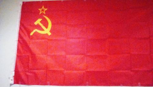Fly Breeze Soviet Union Flag 3x5 Foot photo review