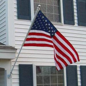 6 Feet Tangle Free Spinning Flagpole photo review