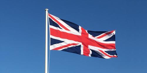 Fly Breeze United Kingdom Flag 3x5 Foot photo review